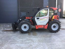 starre verreiker Manitou MLT 733 - 105 D ST4 S2 TRACT LSU 2018