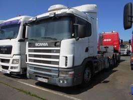 standaard trekker Scania 144L 1998
