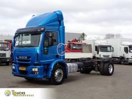 chassis cabine vrachtwagen Iveco EuroCargo 190 190E32 + Euro 6 + Spoilers 2014