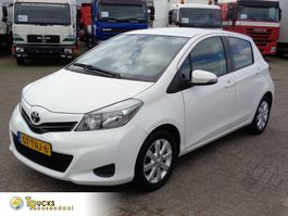 hatchback auto Toyota Yaris XP13M + Euro 5 + Manual 2012