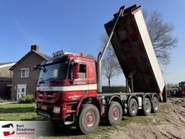 kipper vrachtwagen > 7.5 t Mercedes-Benz Actros 5044 10x8 Kipper 2010