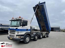 kipper vrachtwagen > 7.5 t Scania G400 10X4 / 6 HSA kipper Euro 5 2010