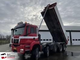 kipper vrachtwagen > 7.5 t MAN TGS 49.440 10x8 euro 5 2010