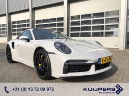 coupé wagen Porsche 911 3.8 Turbo S / Burmester / Lift / Pano / Krijt 2020