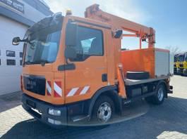 hoogwerker bedrijfswagen MAN TGL 8.150 /Ruthmann TK145 / Euro5 2011