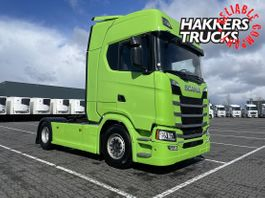 tracteur standard Scania S500 H navi , night airco 2018