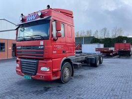 chassis cabine vrachtwagen DAF XF 105 - 410 EURO 5 2009