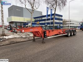 container chassis oplegger ASCA Chassis 20 FT, Container chassis 1998