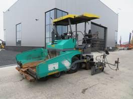 asfalteermachine wielen Vogele super 1303-2 Ergoplus 2013
