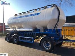 silo aanhanger Feldbinder Silo 31000 Liter, 5 Compartments 2000