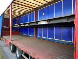 overige vrachtwagen aanhangers Kel-Berg 13,6 mtr gardin - dobbeltdæk 2012