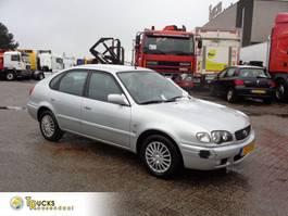 sedan auto Toyota Corolla + Manual + Airco 2000