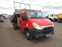 kipper bedrijfswagen Iveco Daily 2013