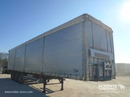 kipper oplegger Krone Semitrailer Tipper Grain transport 2015