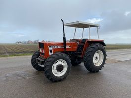 standaard tractor landbouw Fiat 80-66 DT 1989