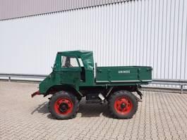 overige vrachtwagens Unimog Typ 411 / 87 Zugmaschine Cabrio Typ 411 / 87 Zugmaschine Cabrio 1959