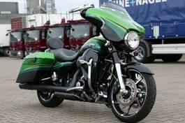 chopper Harley-Davidson Screamin Eagle Street Audiosystem 2011