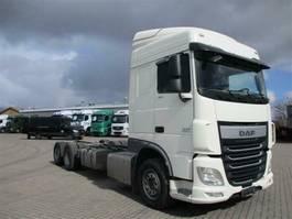 chassis cabine vrachtwagen DAF XF 460 2016