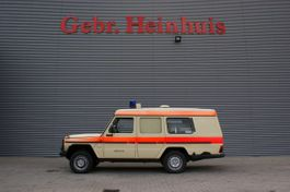 ambulance bedrijfswagen Mercedes-Benz GD 250 460 D 4x4 Krankenwagen/Ambulance! 1992