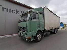 schuifzeil vrachtwagen Volvo FH12 6x2 - Manuell - Euro 2 1998