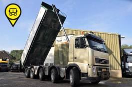 kipper vrachtwagen > 7.5 t Volvo FH 460 10X4 2012