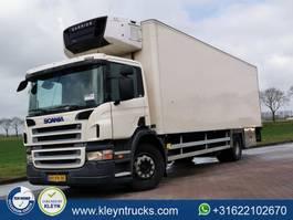 koelwagen vrachtwagen Scania P230 2009