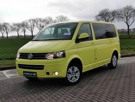 gesloten bestelwagen Volkswagen Transporter 2.0 TDI ac automaat 140 pk s 2013