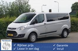 minivan - personenbus Ford Transit Custom 310L L2 H1 2.0 TDCI 130pk Trend 9-persoons Airco Cruise PDC!! NR.543 2017