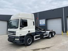 containersysteem vrachtwagen DAF CF85.410 HAAKSYSTEEM EURO5 2009