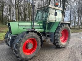 standaard tractor landbouw Fendt 612 LSA