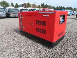 generator Himoinsa HYW-20 T5 - 20 KVA 2015