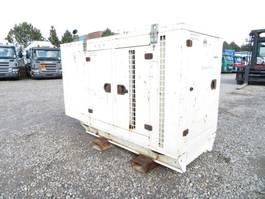 generator Atlas Copco TEKSAN 25 KVA 2012