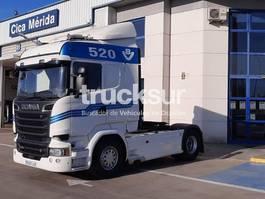 standaard trekker Scania R520 2015