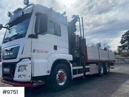kraanwagen MAN TGS 26.480 w/ PM 23,5 SP crane 2014