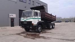 kipper vrachtwagen > 7.5 t Iveco Magirus 260 - 34 (GRAND PONT / SUSPENSION LAMES / V8 MOTEUR / 10 ROUES) 1992