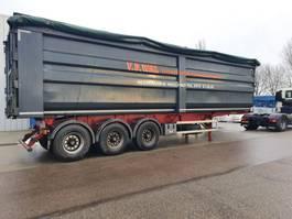 kipper oplegger Carnehl CHKS/PH Hardox kipper 8950 kg 2015