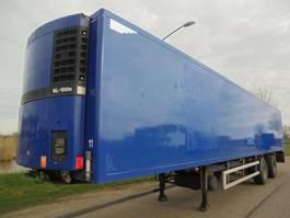 koel-vries oplegger DRACO 2-Axle Fridge / Thermo King SL-100e / Loading Lift 2003