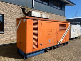 generator Iveco 8361 Leroy Somer 165 kVA Supersilent generatorset