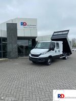 kipper bedrijfswagen Iveco Daily 35 C18H 3.0 DC kipper + kist 2021