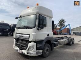 chassis cabine vrachtwagen DAF CF 370 FAN DAMAGE TRUCK - 2020 - 55.000KM! 2020