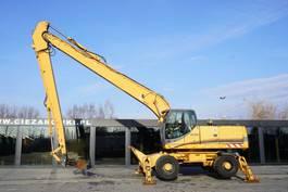 rupsgraafmachine Case WX240 , 23t , LONG REACH 16m , 4k MTH , hydraulic bucket , joyst 2009
