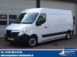 gesloten bestelwagen Opel Movano 2.3 CDTI 101pk L3H2 Maxi - Doorloop 2013