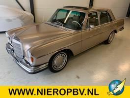sedan auto Mercedes-Benz 280 SE AUTOMATIC nieuwstaat Marge 1970