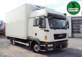 bakwagen vrachtwagen MAN TGL 8 .180 Iso 5m Koffer Lbw Hochdach 2013