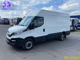 overige bedrijfswagens Iveco Daily 35 s12 - TURBO DAMAGE Euro 6 2016