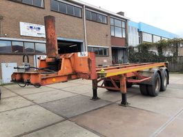 container chassis oplegger Van Hool s-203 1982