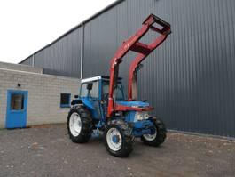 standaard tractor landbouw Ford 6610  4x4 1986