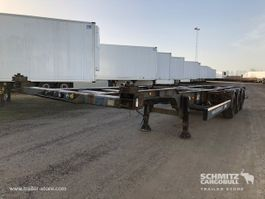 container chassis oplegger HRD Semitrailer Containerchassis Standard 2005