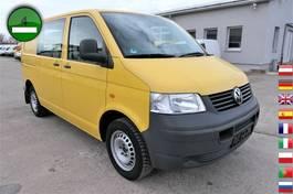 overige personenwagens Volkswagen Transporter T5 1.9 TDI 2-Sitzer PARKTRONIK 2007