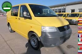 overige personenwagens Volkswagen Transporter T5 1.9 TDI PARKTRONIK 2006